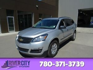 2015 Chevrolet Traverse AWD LS W/1LS Back-up Cam,  Bluetooth,  A