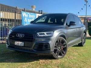 2018 Audi SQ5 FY Wagon 5dr Tiptronic 8sp quattro 3.0T [MY18] Wangara Wanneroo Area Preview
