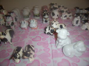 cows salt and pepper shakers. Kingston Kingston Area image 3