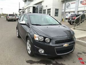 2013 Chevrolet Sonic LT - Lease from $49.95 per week