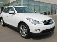 2013 Infiniti EX37 NAVI LOCAL NO ACCIDENTS!