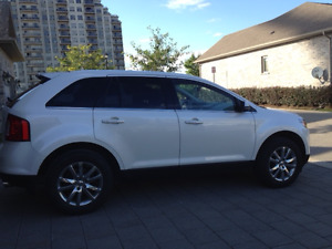 2012 Ford Edge Limited Edition SUV, Crossover