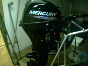Mercury 15 HP EH