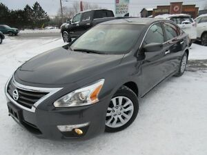 2013 NISSAN ALTIMA 2.5 S PKG FOG LIGHTS INTELL KEY FULL PWR GROU