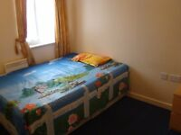 Spacious double bedroom in a two bedroom house close to all amenities