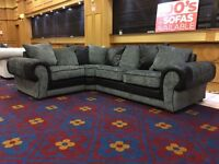 Brand New clearance corner sofa- wholesale prices