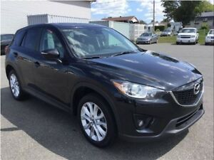Mazda CX-5 GT AWD Navigation Cuir Toit Ouvrant MAGS 2015