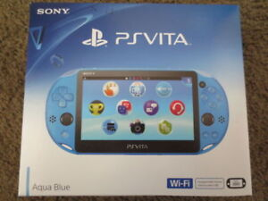 PS Vita Sapphire, for sale 200$ Firm