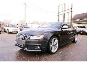 2009 Audi S5 -- Immaculate -- One Year Warranty