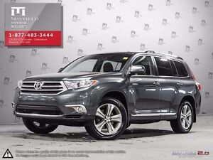 2012 Toyota Highlander Limited Four-wheel Drive (4WD)