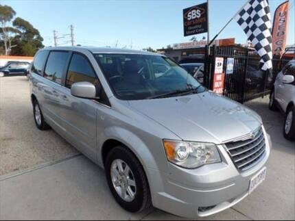 From $82 Per Week* - 2009 Chrysler Grand Voyager Wagon