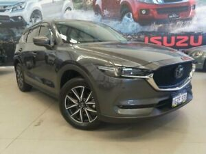 2019 Mazda CX-5 MY19 (KF Series 2) GT (4x4) Grey 6 Speed Automatic Wagon Rockingham Rockingham Area Preview
