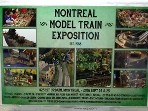 Montreal Model Train Exposition Cornwall Ontario image 1