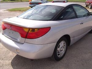 2001 Saturn SC2, 3 Door Coupe, Gold, super low Km- Price Reduced