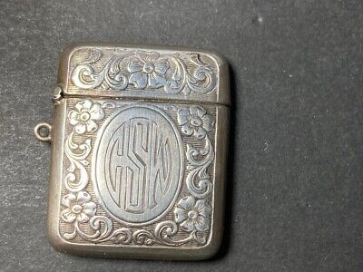 Silver Victorian design Medallion Sterling plated, Rectangle silver stamping Vintage stamping Silver Victorian Stamping rectangle shape