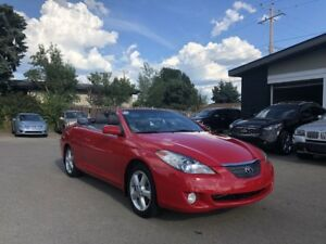 2006 Toyota Camry Solara SLE***RARE/CONVERTIBLE/VERY CLEAN***
