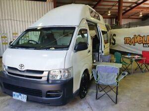 Toyota Hiace Hitp 4/5 Berth Campervan Woolner Darwin City Preview