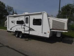 TRADEYOUR SNOWMOBILE FOR RENTAL OF MY NEW CAMPER DELIVERED! Kitchener / Waterloo Kitchener Area image 3