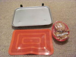 Drive In Speakers Car Hop Tray Shelby Surfboard License Plates