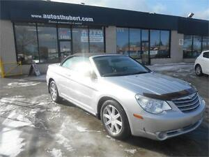 CHRYSLER SEBRING CONVERTIBLE LIMITED 2008 **TRÈS PROPRE**