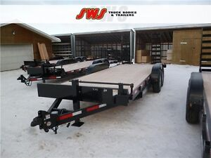 20' Construction Stand up ramps