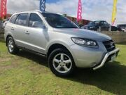 2006 Hyundai Santa Fe SM MY05 Silver 4 Speed Sports Automatic Wagon Wangara Wanneroo Area Preview