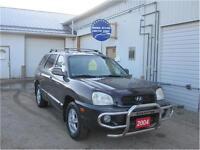 2004 Hyundai Santa Fe GL, ONE OWNER, MUST SEE
