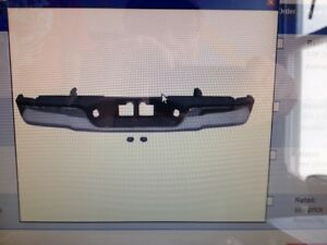 REAR STEP BUMPERS FOR DODGE RAM