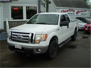 2009 Ford F-150 EXT CAB XLT 4x4