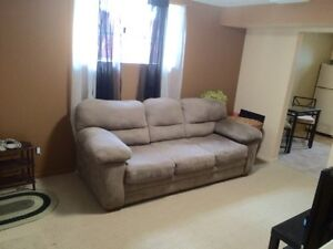 Great Basement suite available for you!