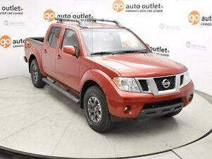 2014 Nissan Frontier PRO-4X 4x4 Crew Cab 126 in. WB