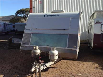 COMPASS 2002 20 FT SHOWER/TOILET COMBO Northfield Port Adelaide Area Preview