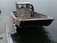Aluminum Boats and Steel Tugs by Henley