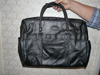 'Reduced' Cotton Traders Soft Leather Multipurpose BAG