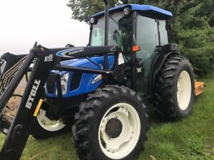 New Holland TN60DA - Sold pending payment