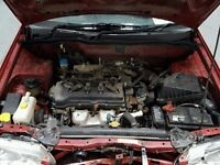 Nissan Almera 1.5 16V Manual Gearbox Breaking For Parts(2002)