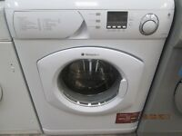 *+*+HoTpOiNt/FULL DIGITAL/6KG/1400 RPM/A+ WASHING MACHINE/FULLY RECONDITIONED/VERY CLEAN/FIT+UPLIFT