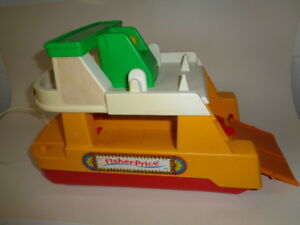 Fisher Price Ferry in working condition