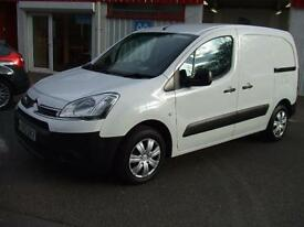 Citroen Berlingo 1.6HDi LX Peugeot Partner Professional Enterprise 3 Seats Van