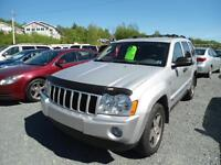 2005 JEEP GRAND CHEROKEE 4X4 AUTO ONLY 105,098 KM JUST INSPECTED