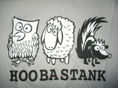 """HOOBASTANK """"HOO BA STANK"""" Concert Tour (XL) T-Shirt"""