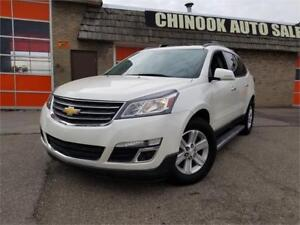 2014 Chevrolet Traverse LT1 AWD FACTORY WRNT.