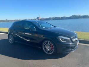 2013 MERCEDES A45 AMG Five Dock Canada Bay Area Preview
