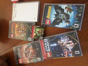 6 PSP Games for trade