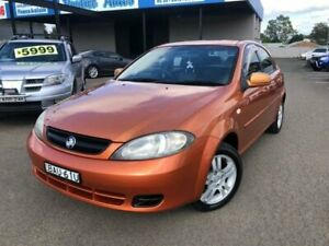 2005 Holden Viva JF Orange 4 Speed Automatic Sedan Blacktown Blacktown Area Preview