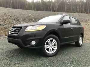 2011 Hyundai Santa Fe GL 3.5L V6 AWD at