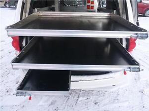 Custom Built 2011 Dodge Grand Caravan C/V Shelving Work Van Edmonton Edmonton Area image 14