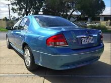 2005 Ford Fairmont BF BF 4 Speed Auto Seq Sportshift Sedan Brooklyn Brimbank Area Preview