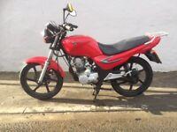 SYM XS 125 2011