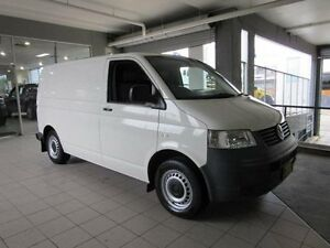2008 Volkswagen Transporter T5 MY08 (SWB) White 5 Speed Manual Van Thornleigh Hornsby Area Preview